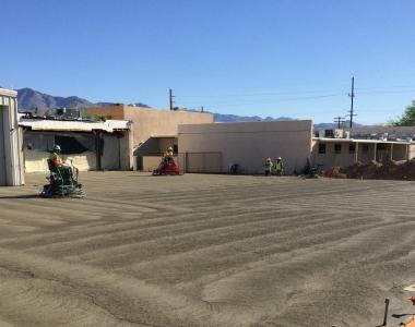 AGM Container – Tucson, Arizona